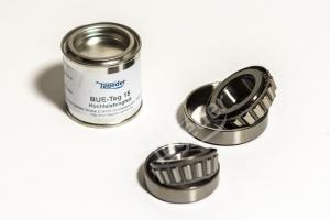 Radlagersatz 30205/30206 mit Hochleistungsfett
