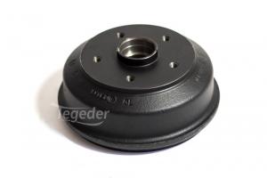 BPW Bremstrommel 200x50 LK5x112, Bauhöhe: 87mm für Lager 30204/30206 S2005-5, Vergleichsnummer: 03.274.08.64.0 (4016474)