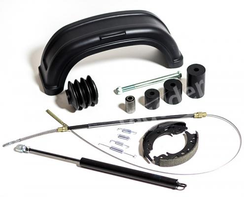 DDR-Teile IFA-Ersatzteile für PKW-Anhänger