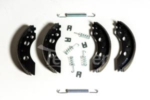 Bremsbackensatz passend für ALKO 2035 200x35 Vergleichsnummer: 122.03.28