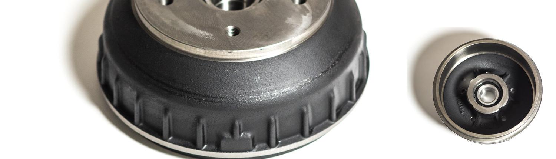 Bremstrommel deutsche Produktion