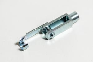 Gabelkopf 8x32 mit ES-Bolzen, verz.